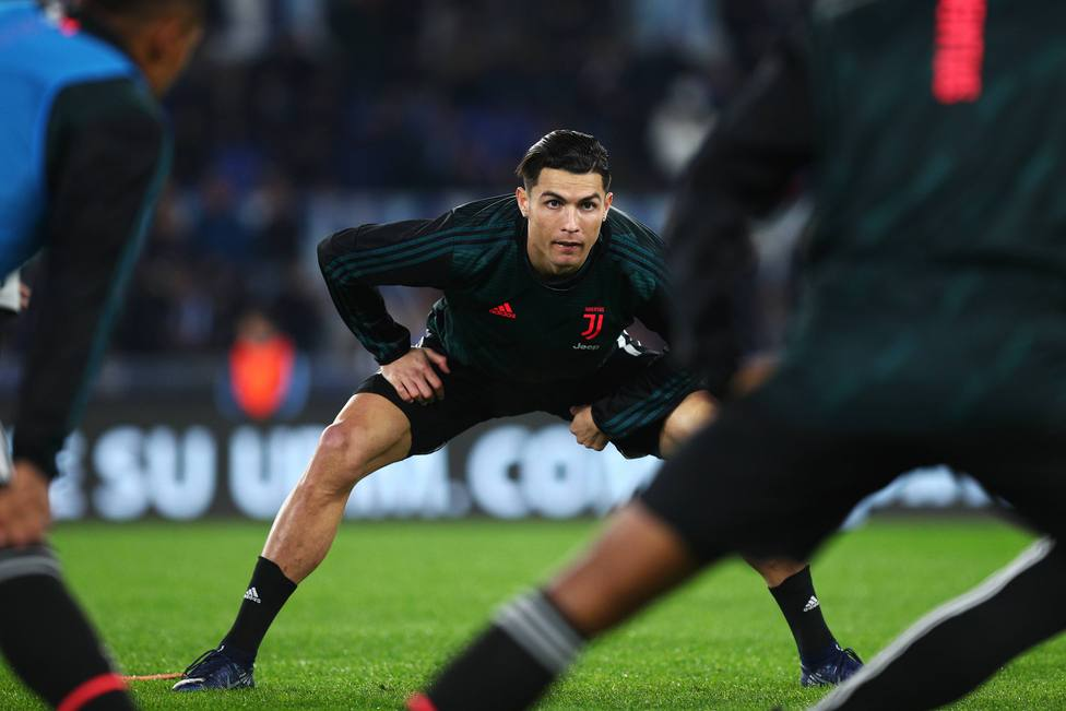 Italian Serie A: Lazio v Juventus