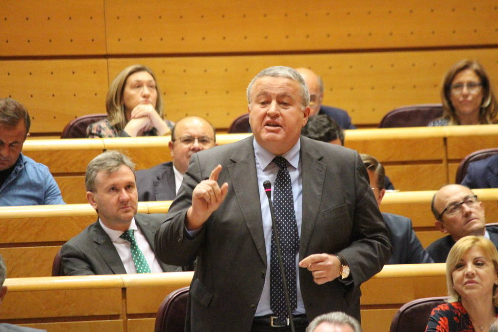 La ministra Ribera atribuye la situación del Mar Menor al modelo de desarrollo del PP de hace 30 años