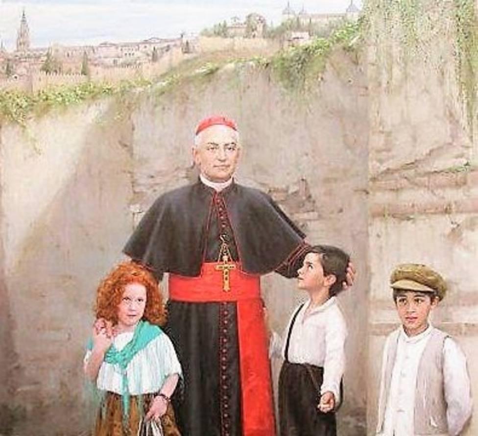 Beato Ciriaco Sancha, el padre de los pobres