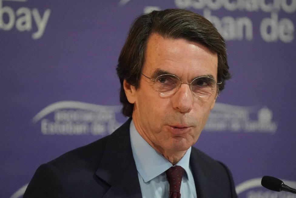 Aznar recuerda al fallecido José Folgado como coartífice del progreso económico de España durante sus gobiernos
