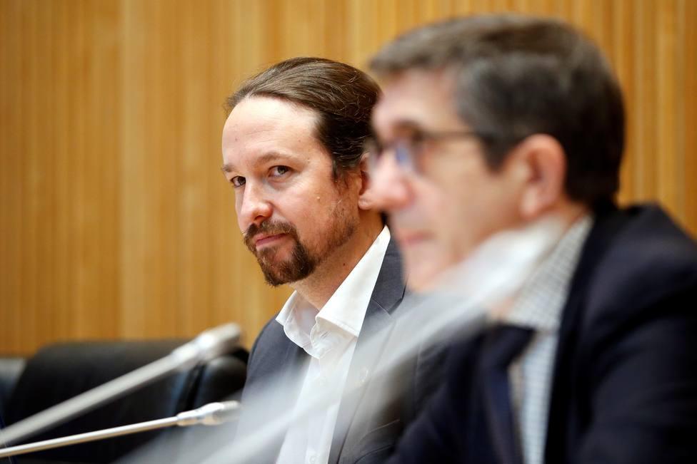 Pablo Iglesias augura ocho años de Gobierno de coalición entre el PSOE y Podemos