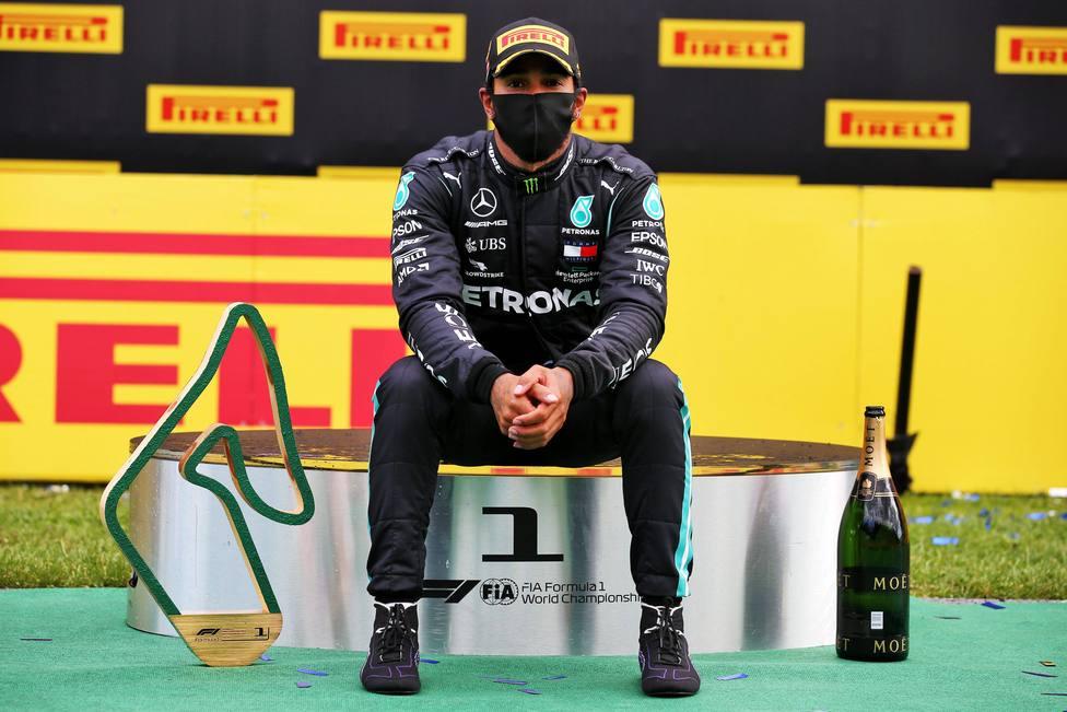 Hamilton gana el GP Estiria; Carlos Sainz acaba noveno - Fórmula 1 ...