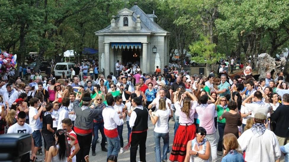 La Romería es una fiesta multitudinaria y se trata de evitar contagios
