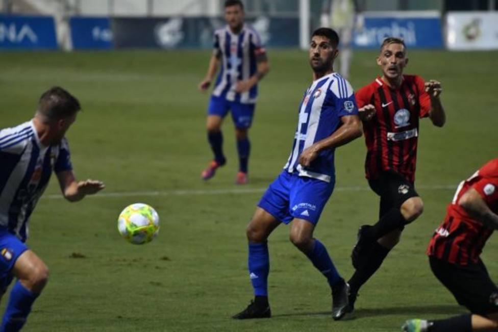 FFRM realizará test COVID-19 al CF Lorca Deportiva y Atlético Pulpileño
