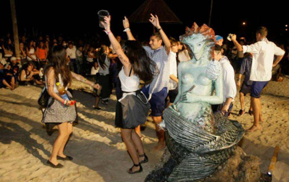 Fiestas de la Maruxaina de San Ciprián (Cervo)
