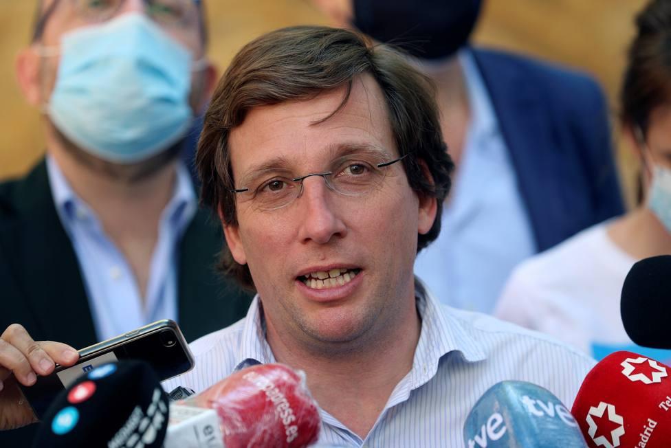 Almeida no presentará un recurso contra la anulación de Madrid Central