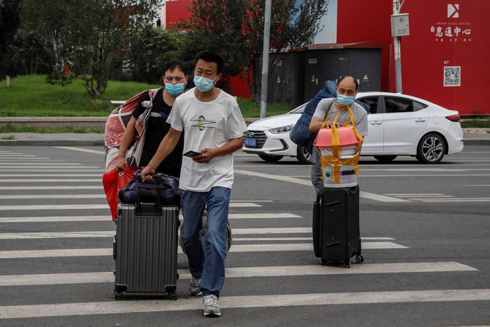 China suma 22 nuevos casos de coronavirus, la misma cifra que en la víspera