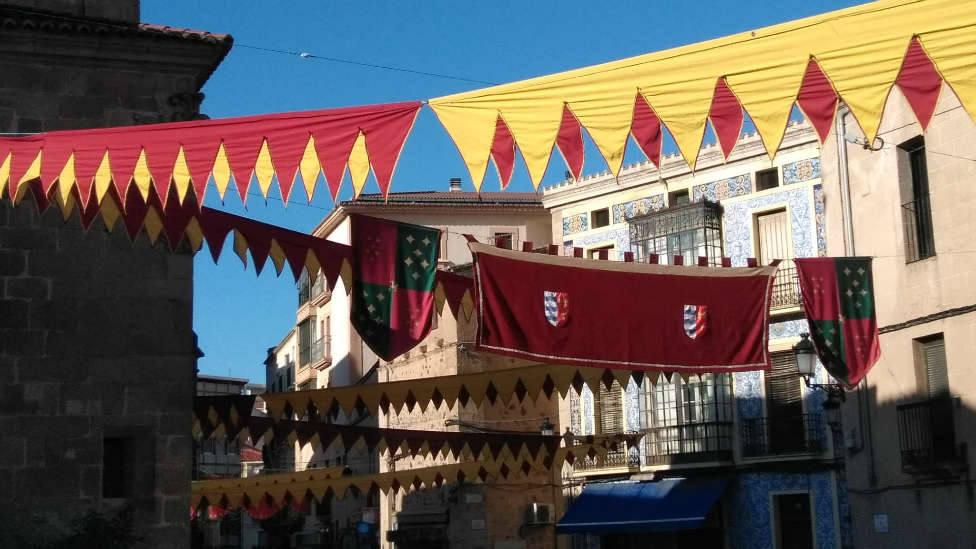 El mercado medieval de Cáceres no se celebrará este otoño