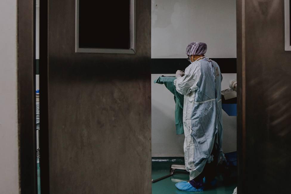 Continúa subiendo la presión hospitalaria en La Rioja por COVID-19
