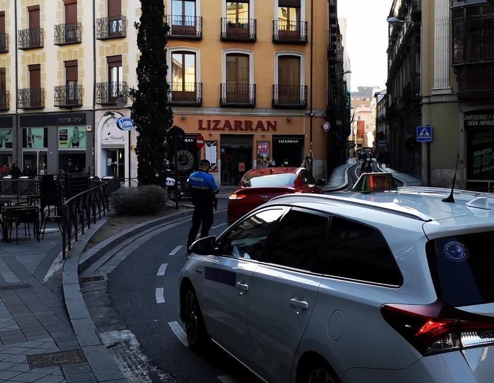 SIGUE EL CONTROL POLICIAL EN CÁNOVAS DEL CASTILLO
