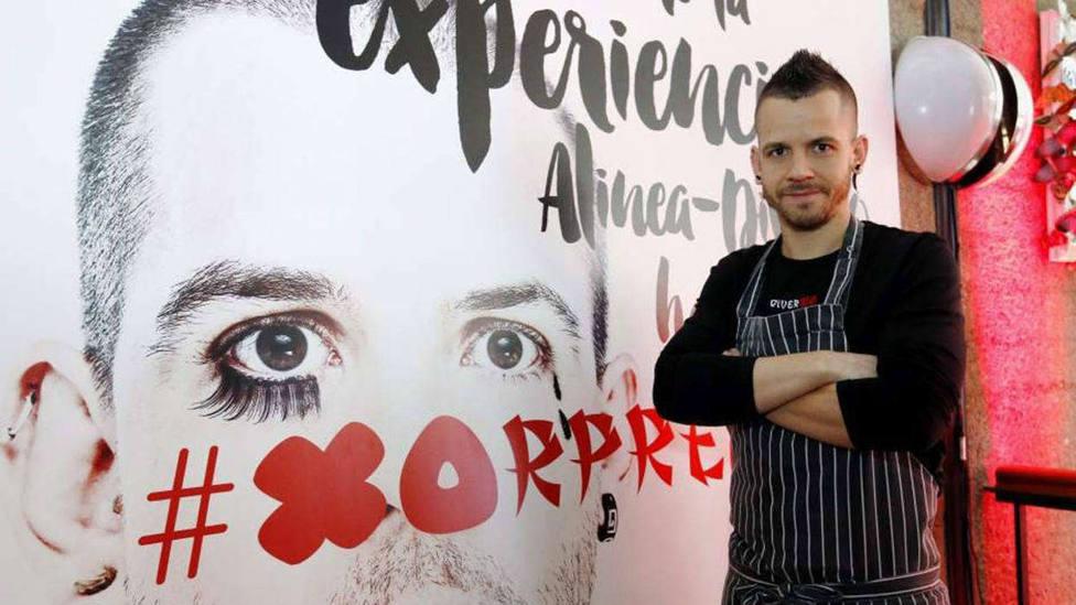 Dabiz Muñoz anuncia la mejor noticia de su 2020: reabre su restaurante DiverXO