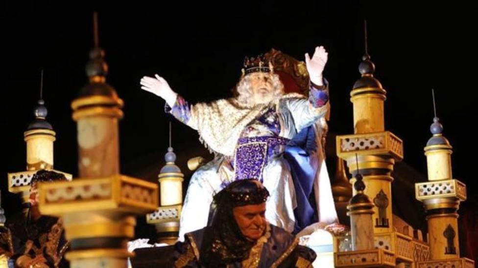 cabalgata reyes-magos
