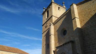 La concatedral de Santa María de Cáceres acomete mejoras para potenciar sus recursos patrimoniales