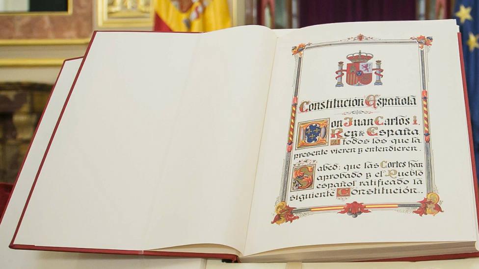 ¿Quiénes son los padres de la Constitución del 78?
