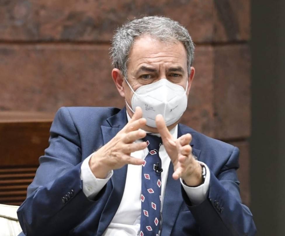 Zapatero pide comprensión al PP con el Gobierno de coalición