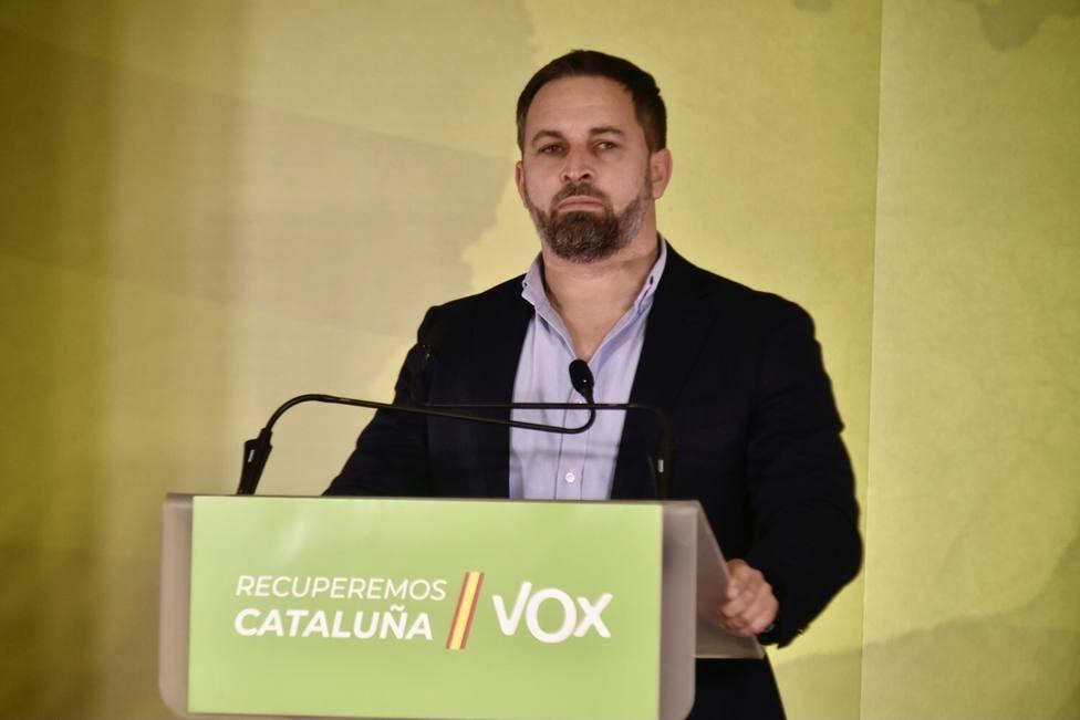 Vox presenta una querella por los disturbios y señala al entorno de la CUP