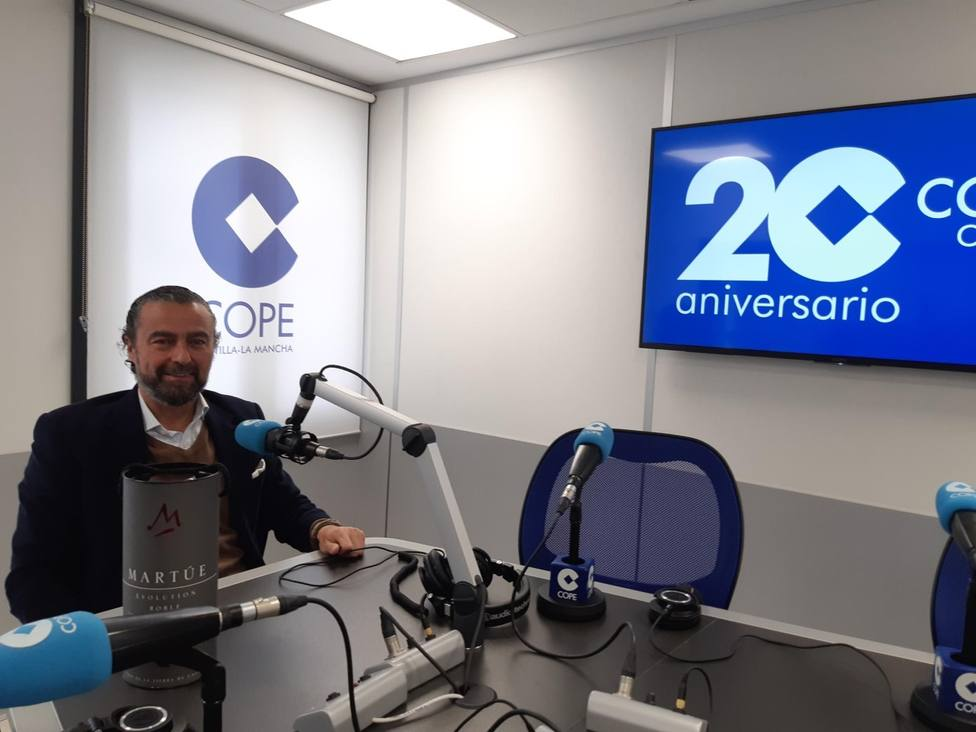 Julián Rodríguez. Bodegas Martúe