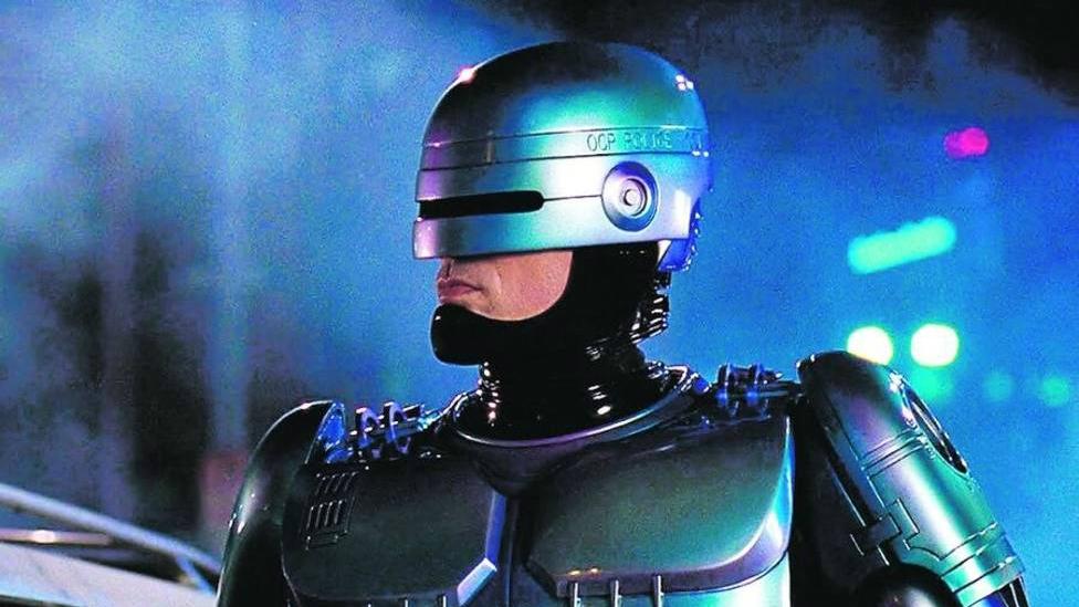 Robocop y Robert Redford, este fin de semana, en TRECE