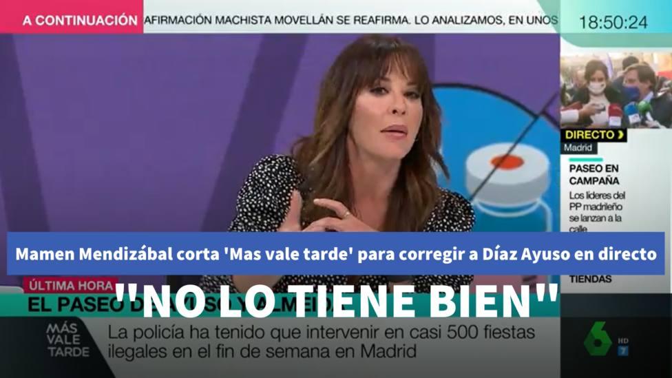 Mamen Mendizábal