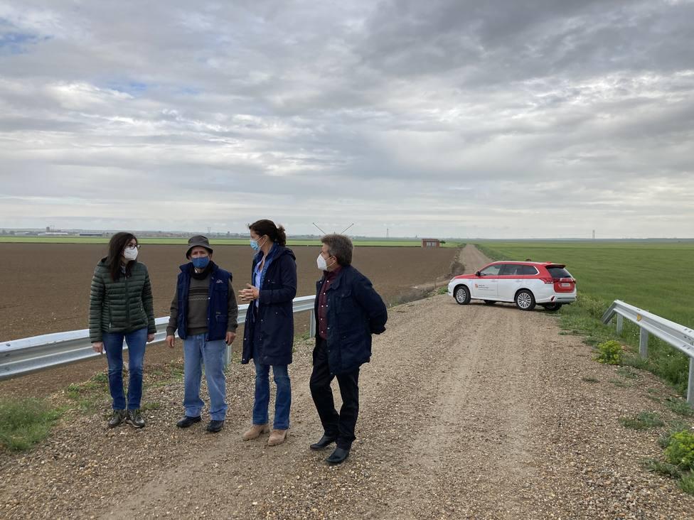 Visita Camino Rural