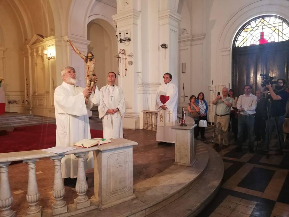 Así afronta la Iglesia en Chile los ataques contra diversos templos