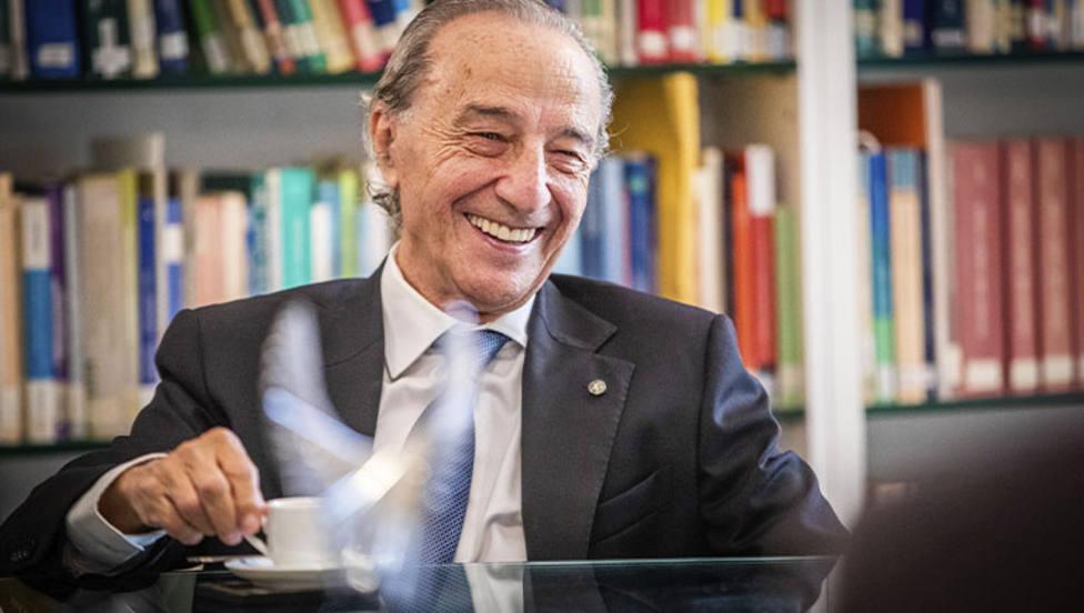 Juan Martín Queralt, presidente de De Torino a Mestalla