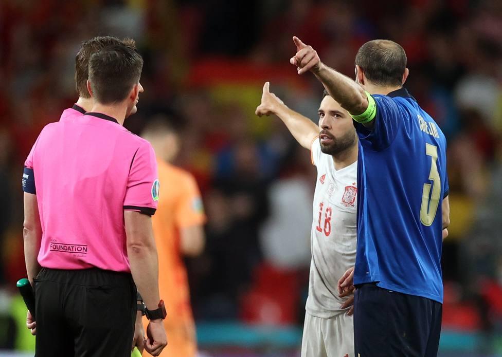 Semi Final Italy vs Spain