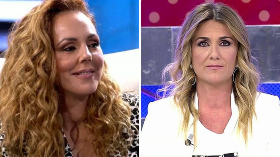 Carlota Corredera sufre un duro golpe profesional por su apoyo a Rocío Carrasco: Ha puesto en peligro