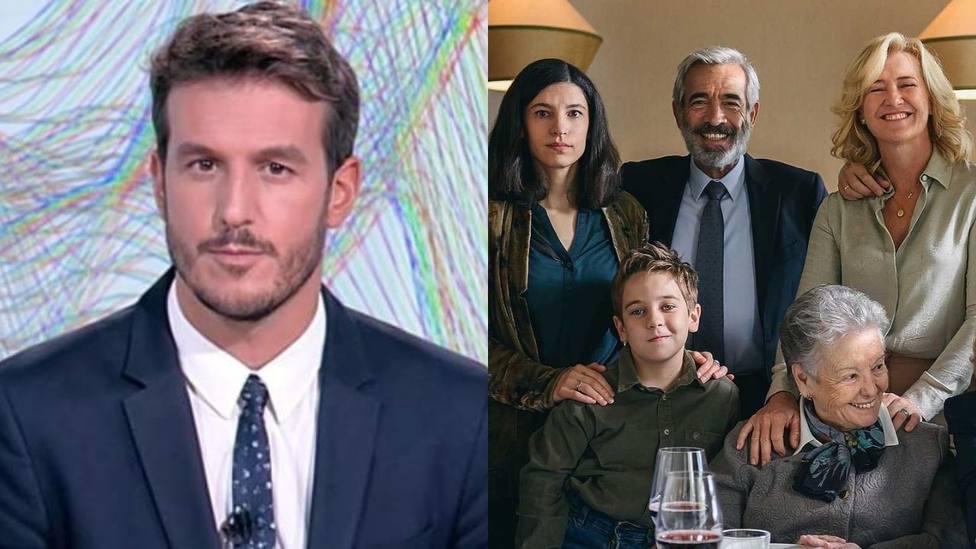 Más Allá de TVE: sale a la luz la posible relación de Diego Losada con una reconocida actriz de Cuéntame