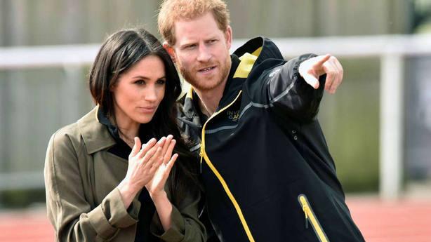 El príncipe Enrique y su prometida Meghan Markle visitan la Universidad de Bath