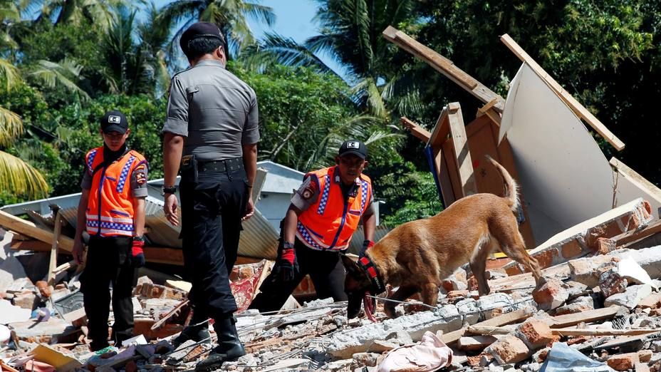 Terremoto Lombok