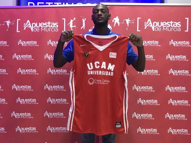 Milton Doyle: La de UCAM Murcia era la mejor opción, es un proyecto ambicioso