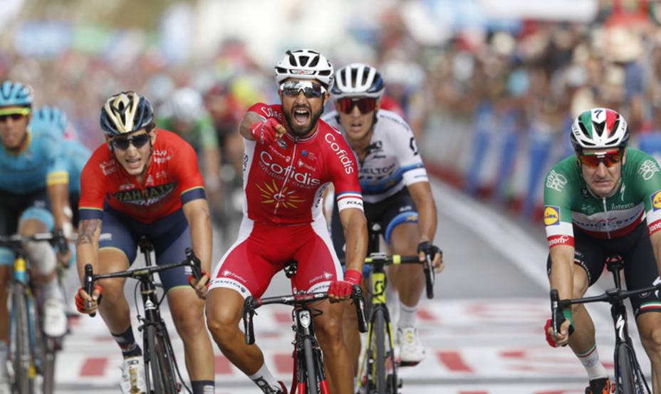 Bouhanni ganador de la 6ª etapa