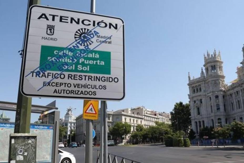 El gobierno de Carmena no va a retrasar la puesta en marcha de Madrid Central