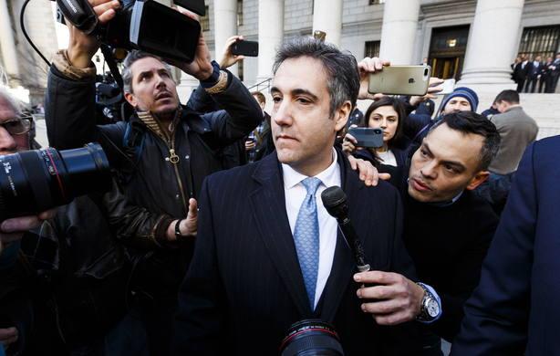 La Fiscalía de EE.UU. pide hasta 63 meses de cárcel para el exabogado de Trump