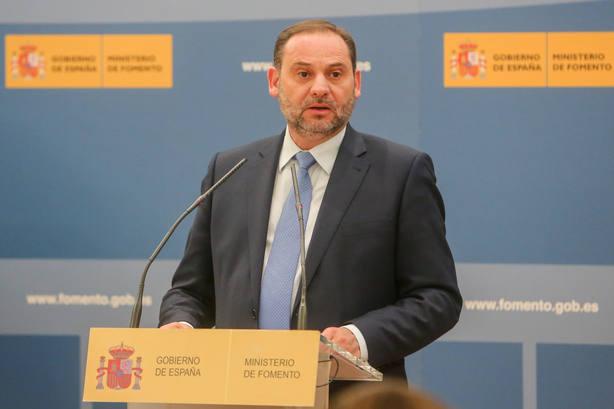 Ábalos: todos los catalanes tienen que estar encantados con estos Presupuestos