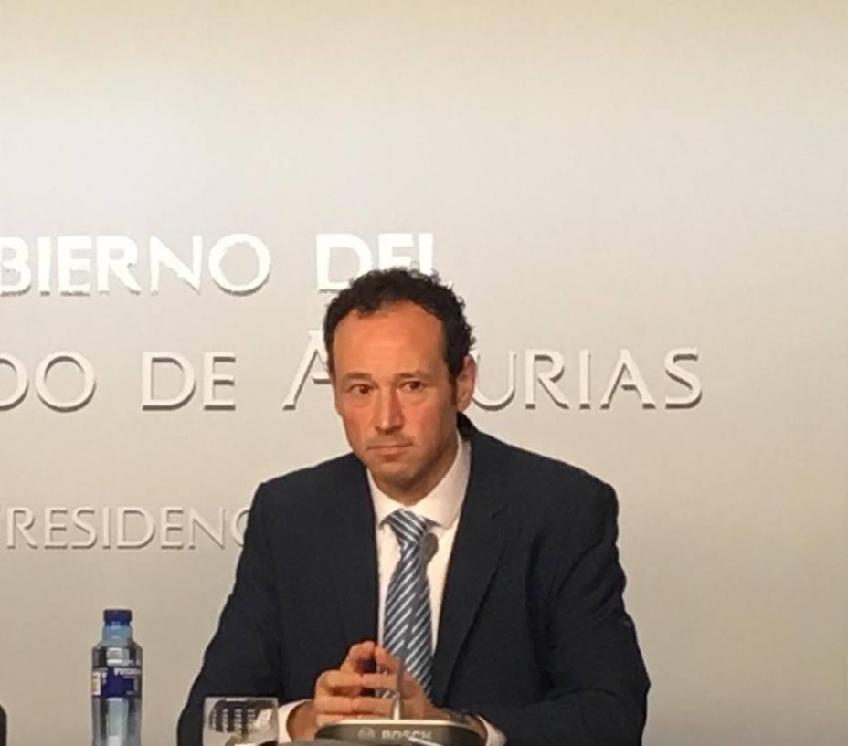 Gobierno Asturias rehúsa comentar la figura del relator y pide responsabilidad a los partidos para aprobar los PGE