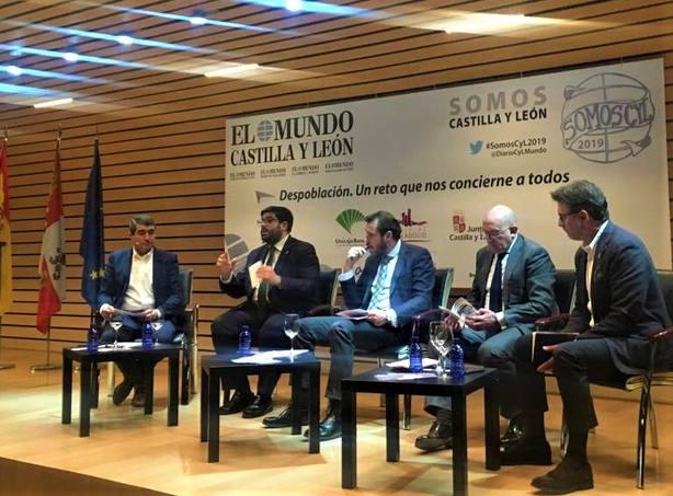 Congreso de El Mundo en Valladolid