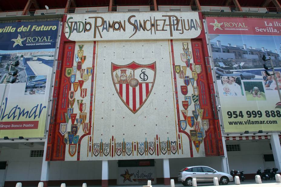 El Gobierno da su apoyo para que el Sánchez-Pizjuán acoja la final de la Liga Europa 2020-21