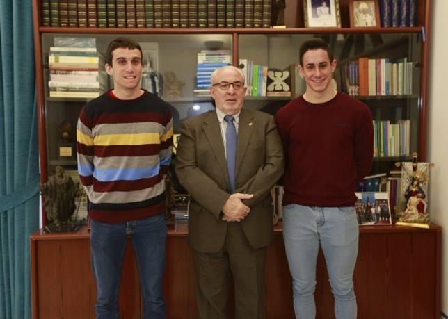 Mariano García y Sergio López se suman al proyecto de la UCAM