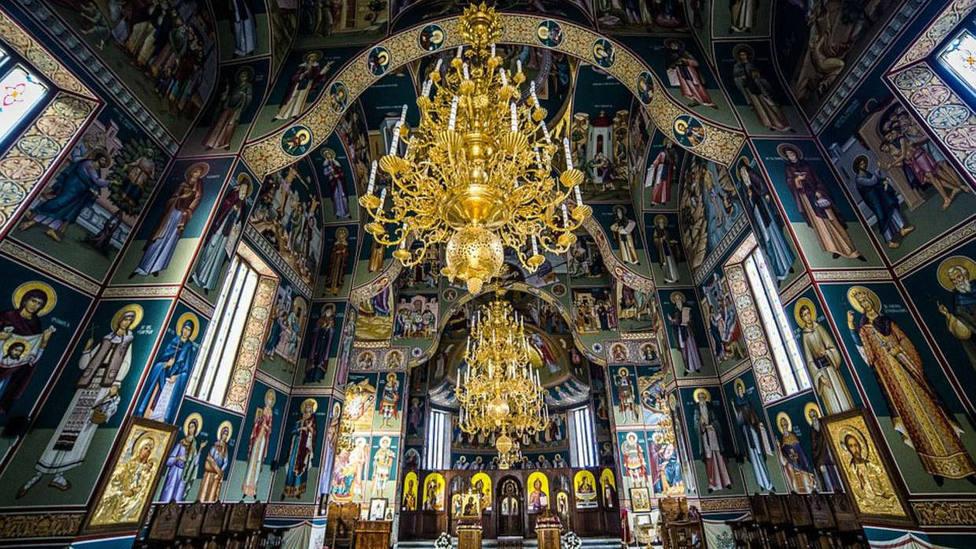 Monasterio de Sihastria Putnei, Rumanía/   Pixabay