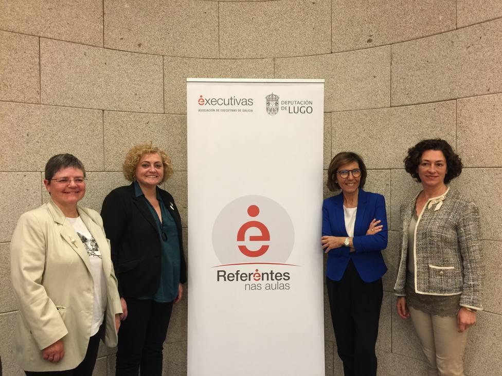 Un programa llevará a las Referentes Galegas nas Aulas a catorce centros educativos de Lugo