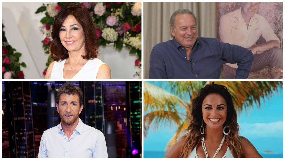 ¿Qué presentadores de televisión son los que más ganan?