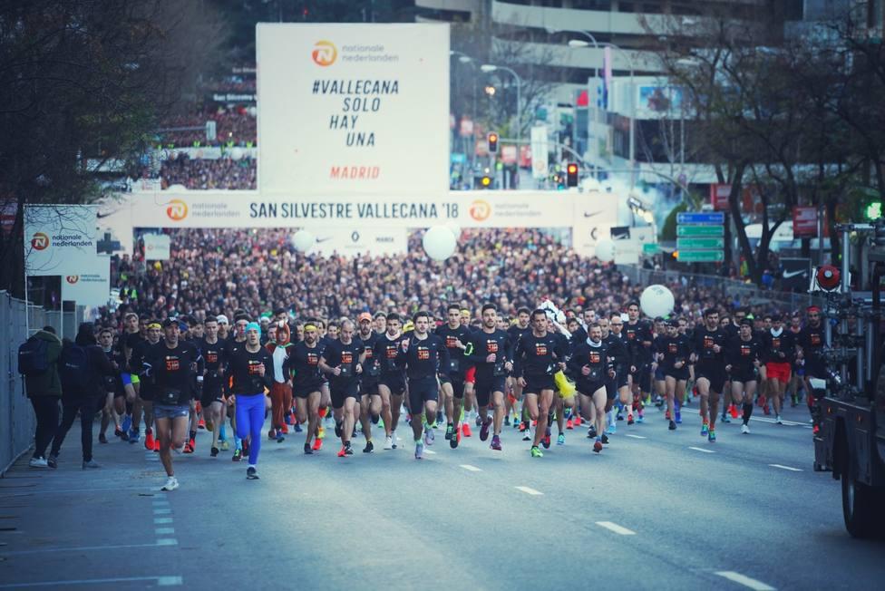 La IAAF concede a la San Silvestre Vallecana su máxima distinción Gold Race