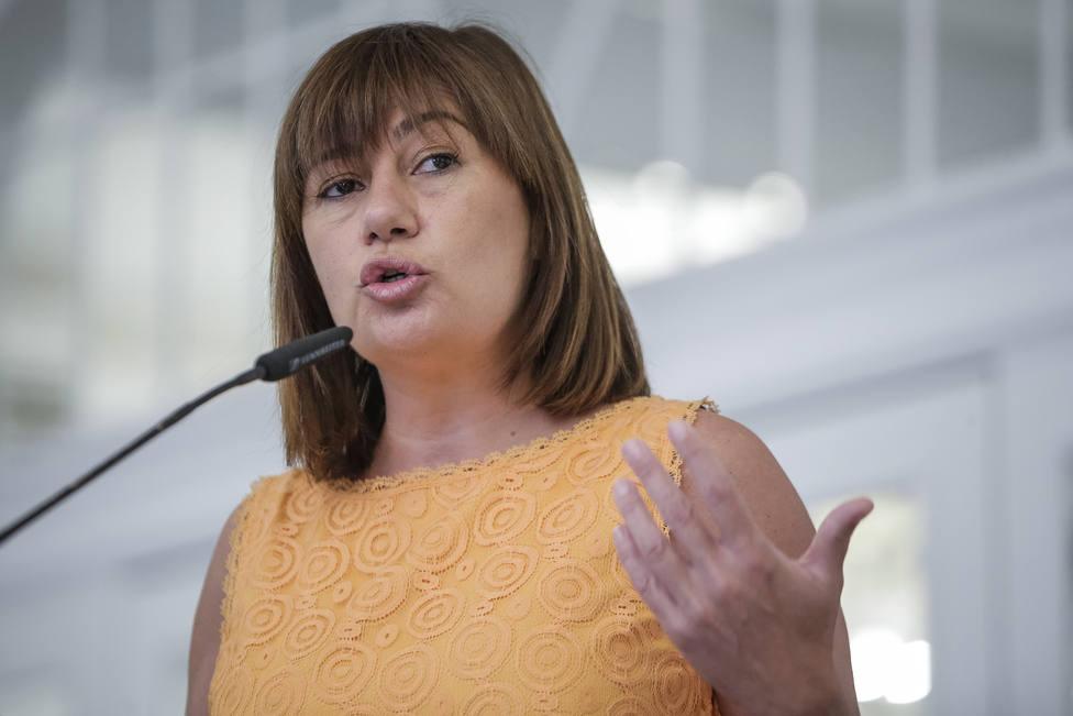 La izquierda llega a un preacuerdo de gobernabilidad en Baleares