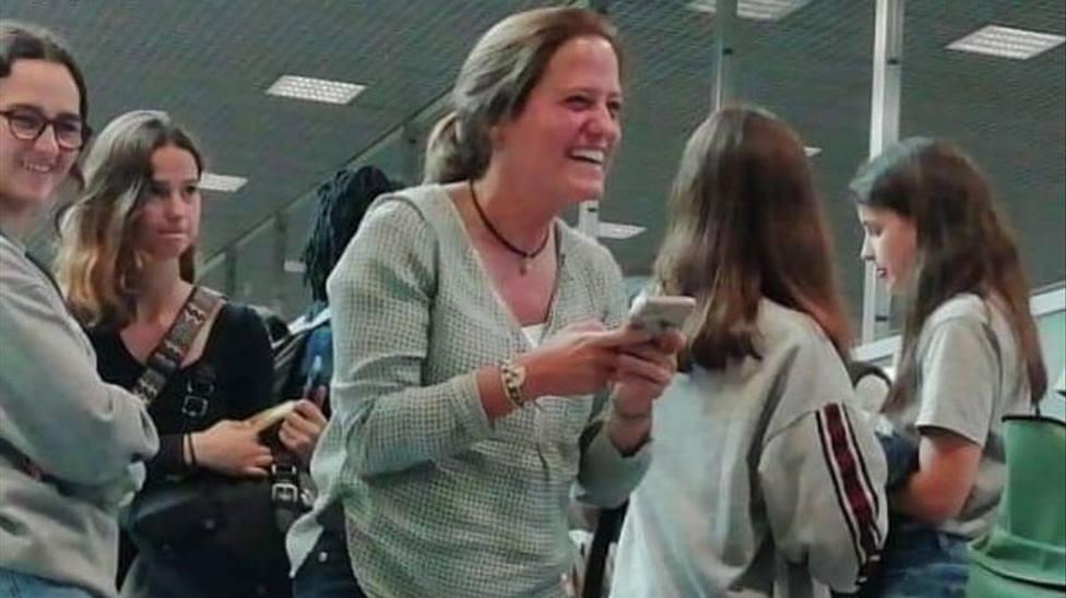 Regresan a Barcelona las estudiantes que sufrieron el accidente en Costa de Marfil