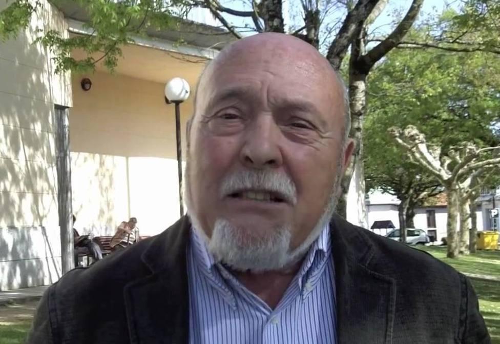 El alcalde de Monterroso, el independiente Antonio Gato Soengas
