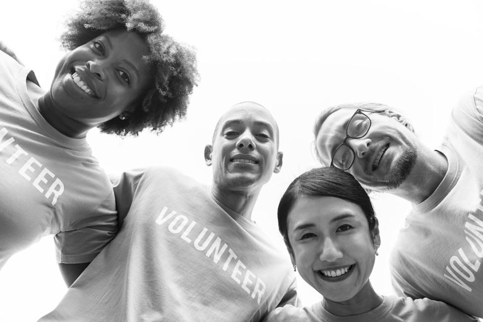 Jóvenes solidarios, 1 de cada 10 hacen voluntariado