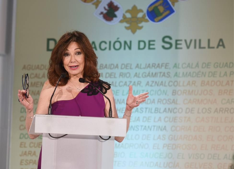 La nueva imagen de Ana Rosa Quintana sorprende a sus seguidores