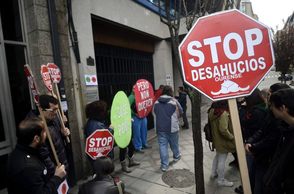 El Tribunal Supremo frena los desahucios con menos de 12 cuotas impagadas